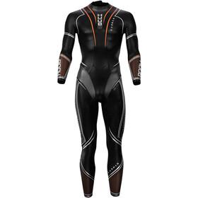 HUUB Varman 3:5 Wetsuit Men black/orange